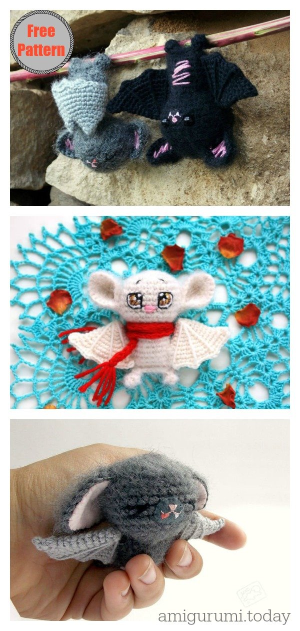 Amigurumi Today - Page 3 of 11 - Free amigurumi patterns and ... | 1260x600