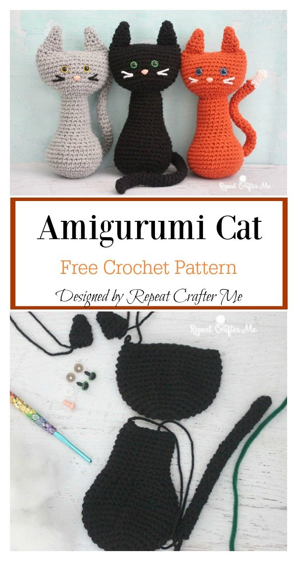Amigurumi Halloween Ghost in Dress Free Pattern – Amigurumi Free ... | 1133x600