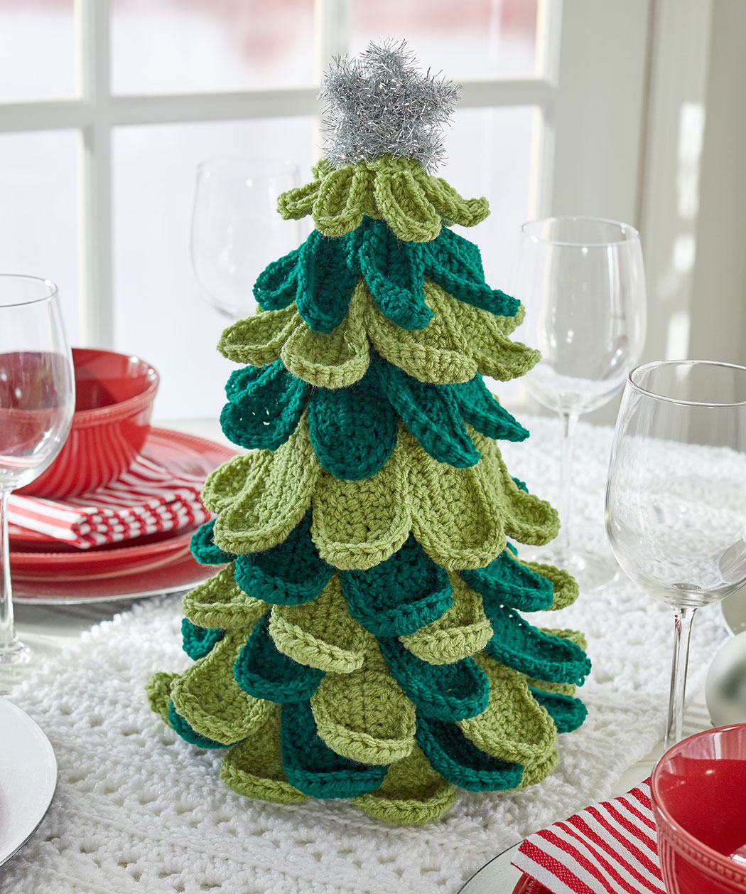 Amigurumi Christmas Tree Free Crochet Pattern