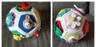 Amigurumi Soft Ball Free Crochet Pattern