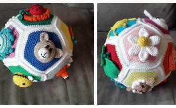 Amigurumi Soft Ball Free Crochet Pattern