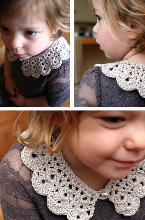Collar Free Crochet Pattern