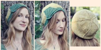 Regina Hat Free Knitting Pattern