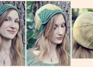 Regina Hat Free Knitting Pattern