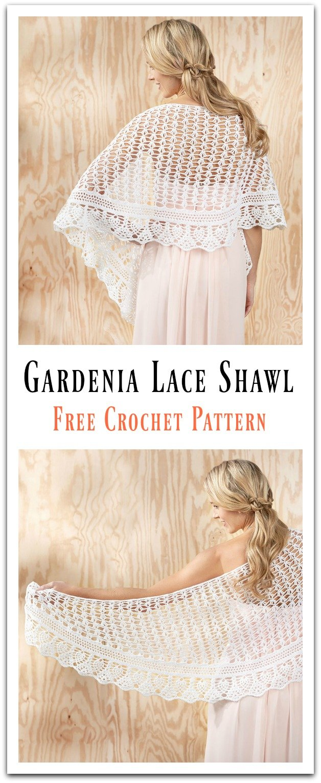 Beautiful Crochet Patterns Shawl Composition - Decke Stricken Muster ...