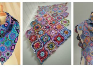 Mystical Lanterns Crochet Pattern