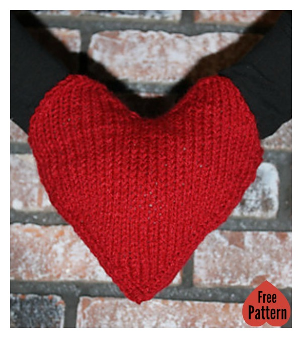 Smitten - Hand Holding Love Mitten Free Knitting Pattern