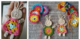 Granny Bunny Free Crochet Pattern