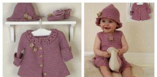 Little Miss Berry Set Free Crochet Pattern