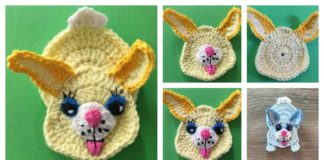 Little Rabbit Free Crochet Pattern and Video Tutorial