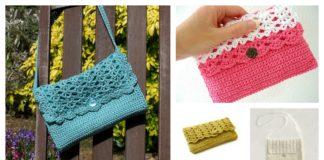 Perfect Purse Free Crochet Pattern