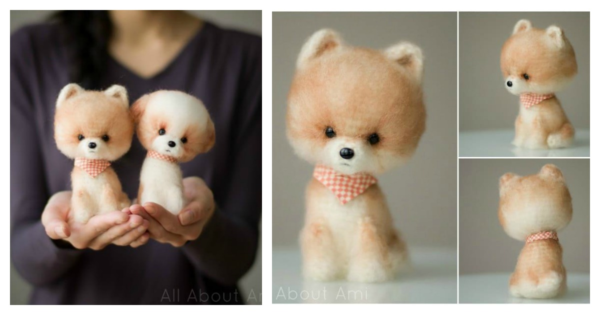 11 Amigurumi Dog Crochet Patterns – Cute Puppies - A More Crafty Life | 630x1200