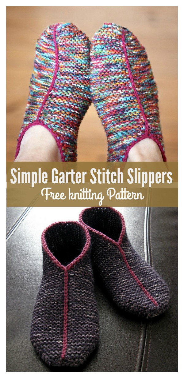 Free And Easy Knitting Patterns For Beginners