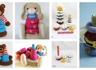Stacking Toy Crochet Patterns
