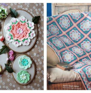 Tropical Delight Free Crochet Pattern