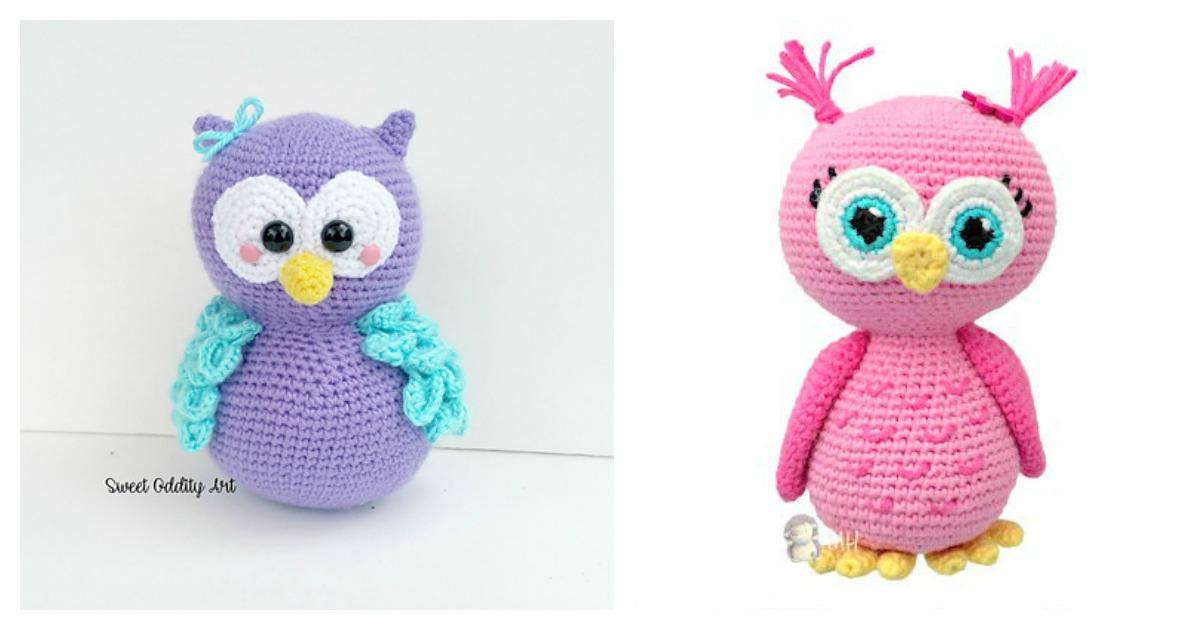 Amigurumi Owl | Crochet Owl | Stuffed Owl | Owl Plush | Stuffed ... | 630x1200