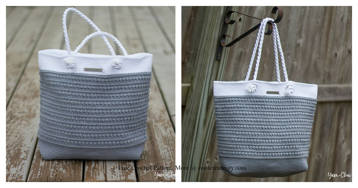 Malia Shoulder Bag Free Crochet Pattern And Video Tutorial