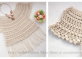 Modest Princess Summer Top Free Crochet Pattern