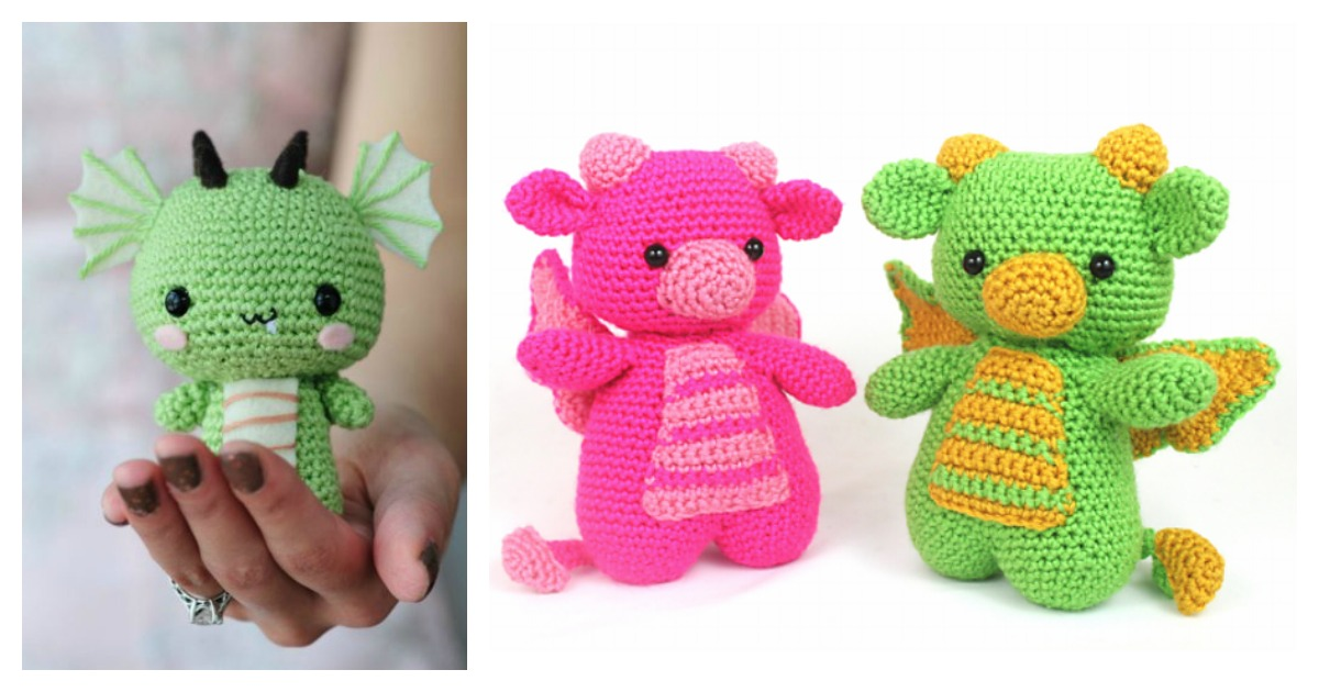 Crochet pattern Amigurumi little raccoon   630x1200