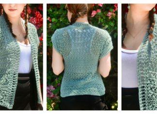 Harper Cardigan Free Crochet Pattern