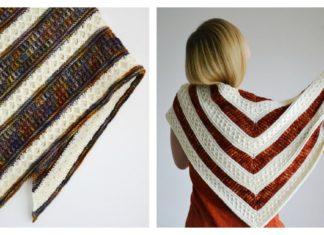 Mindfulness Wrap Free Crochet Pattern