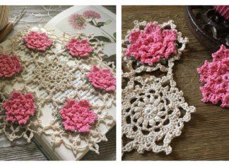 Talandra's Rose Doily Free Crochet Pattern