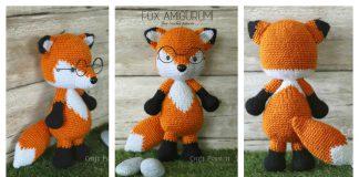 Fox Amigurumi Free Crochet Pattern