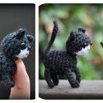 Crochet Tabby Cat Amigurumi Project: British Wool | TOFT | 150x150