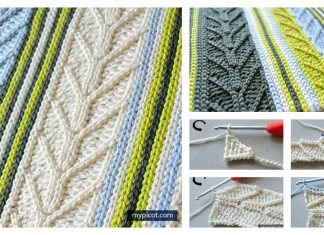Slip Stitch Free Crochet Pattern and Video Tutorial