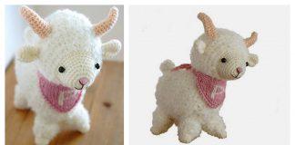 Cute Sheep Amigurumi Free Crochet Pattern