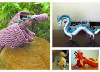 Dragon Free Crochet Pattern Roundup