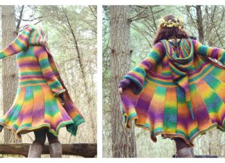 Elf Coat FREE Crochet Pattern