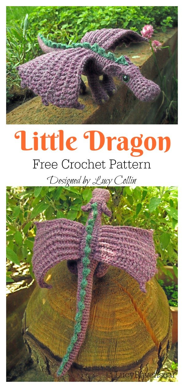 ORBIT THE DRAGON | FREE CROCHET PATTERN (NEWS) | 1260x600