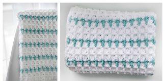 Rumi Baby Blanket Free Crochet Pattern