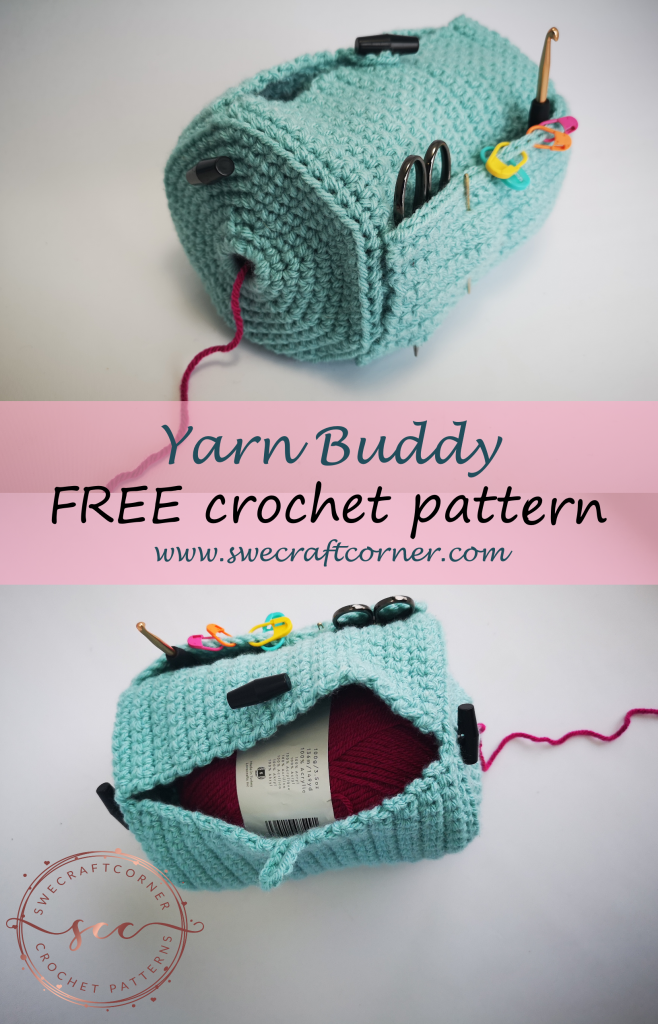 Yarn Buddy FREE Crochet Pattern