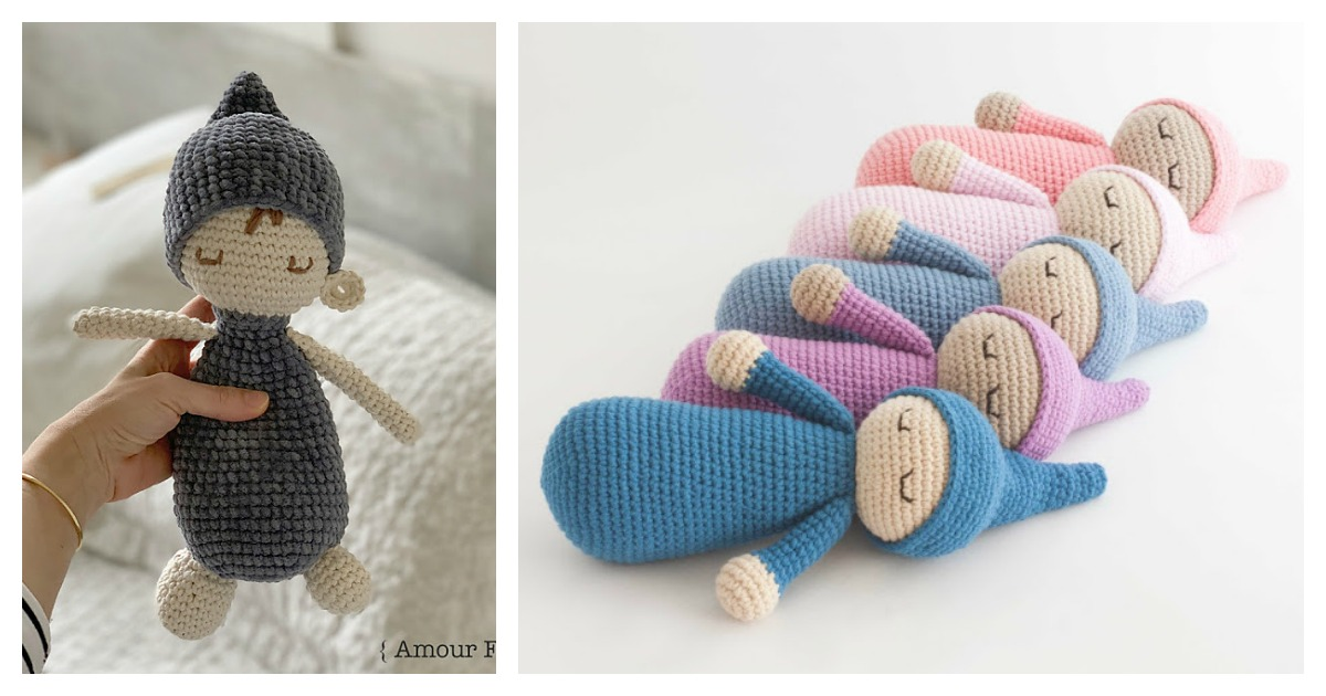 Amigurumi Doll Video Tutorial | Amigurumi | 630x1200