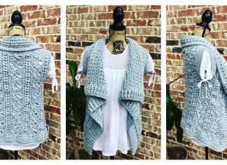 The Forever Cardi Free Crochet Pattern