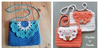 Mini Purse Free Crochet Pattern