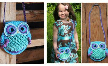 Owl Purse Free Crochet Pattern