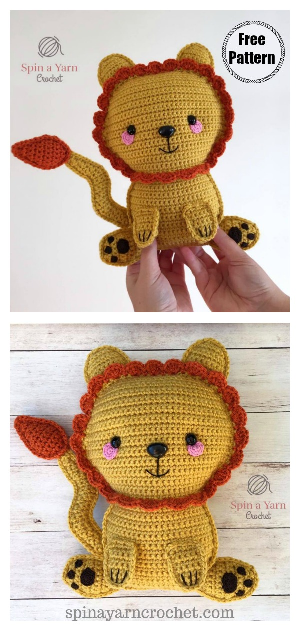 Free Amigurumi Doll And Animal Crochet Patterns | Crochet patterns amigurumi,  Crochet amigurumi free, Crochet toys patterns | 1260x600
