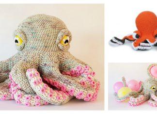 Amigurumi Giant Octopus Crochet Pattern