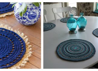 Sisal and Cotton Placemats