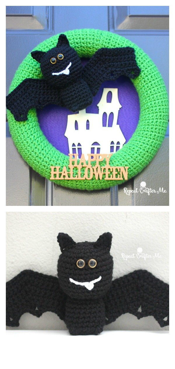 Great Halloween Amigurumi Free Crochet Patterns | 1260x600