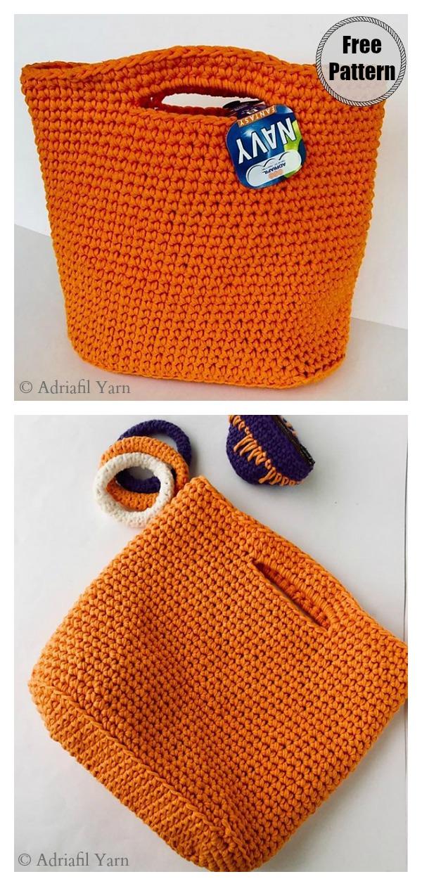 Hita Bag Free Crochet Pattern