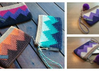 Tapestry Bag Free Crochet Pattern