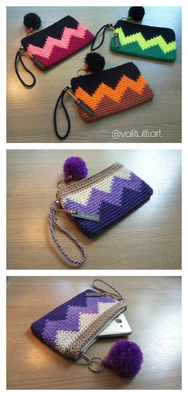 Tapestry Bag Free Crochet Pattern