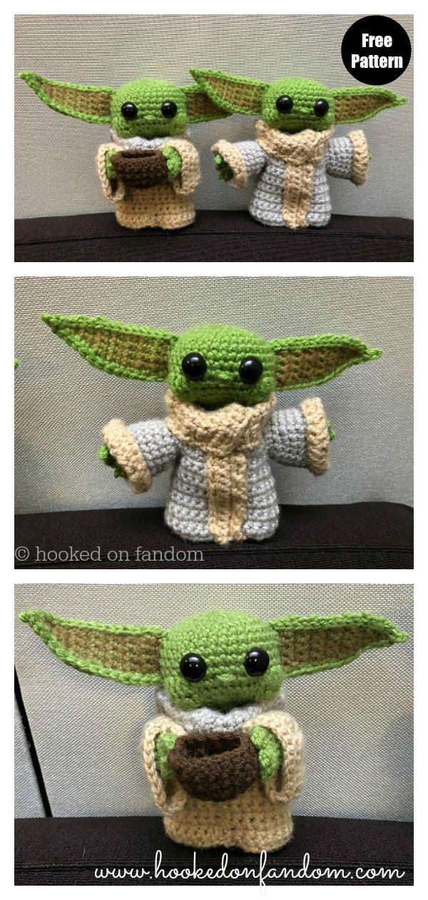 Star Wars BB-8 Amigurumi Crochet Pattern - | 1260x600