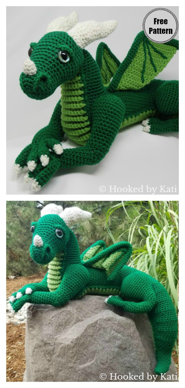 31 Free Amigurumi Crochet Patterns | FaveCrafts.com | 1260x600