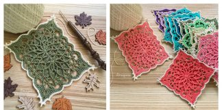 Wispweave Rectangle Doily Free Crochet Pattern