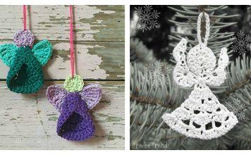 Cute Little Angel Free Crochet Pattern
